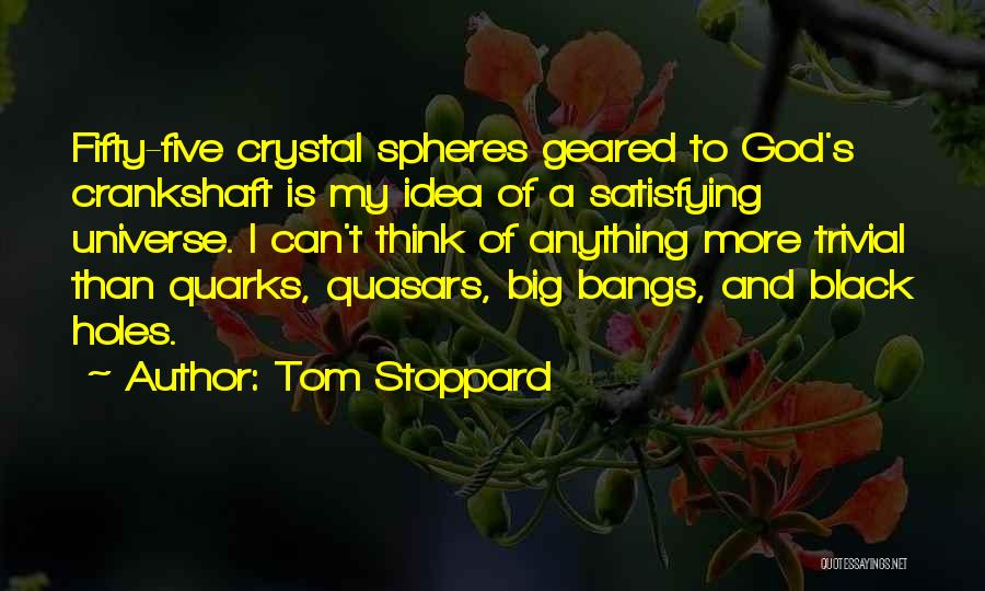 Tom Stoppard Quotes 1640256
