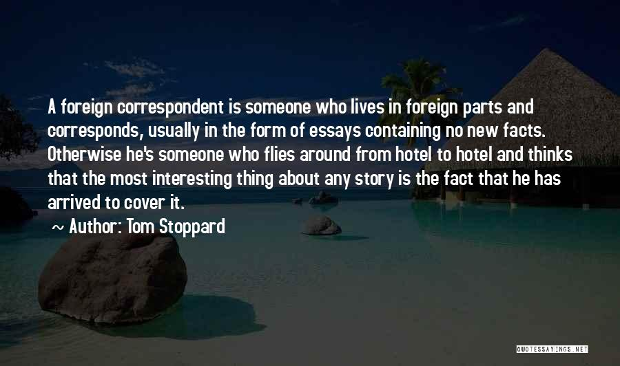 Tom Stoppard Quotes 1752165