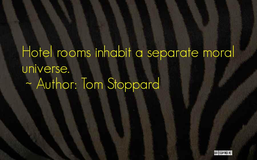 Tom Stoppard Quotes 176032
