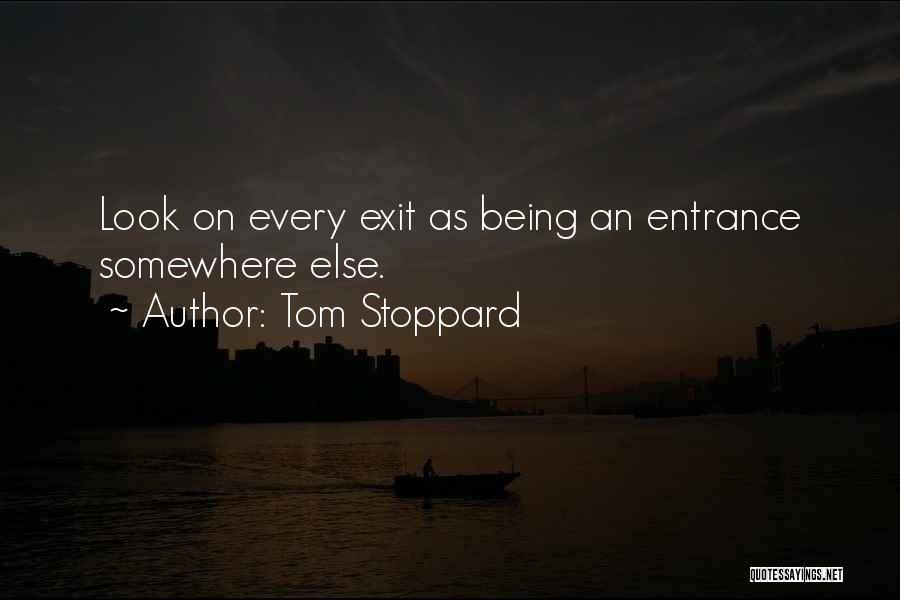 Tom Stoppard Quotes 1821657