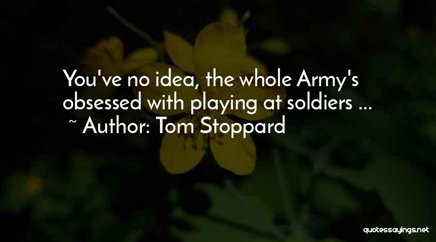 Tom Stoppard Quotes 183111