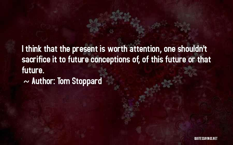 Tom Stoppard Quotes 1834691