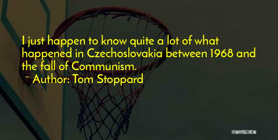 Tom Stoppard Quotes 1856448