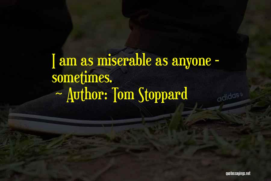 Tom Stoppard Quotes 1935162