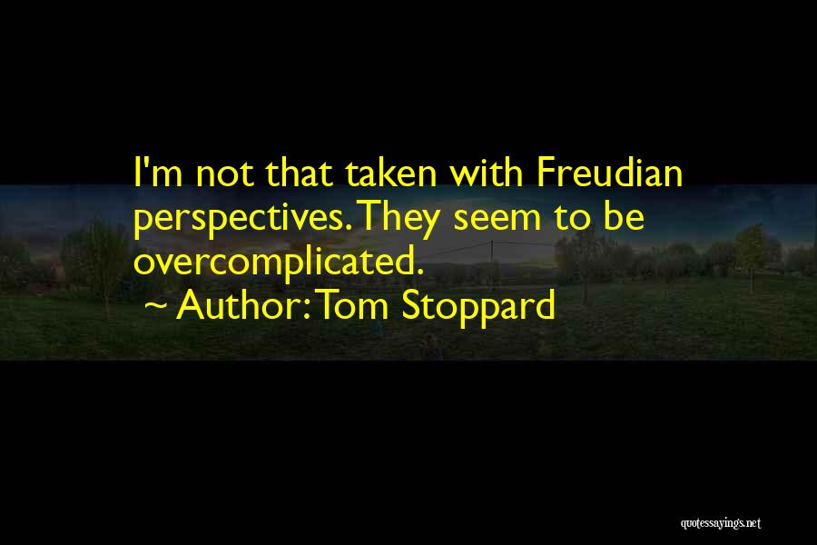 Tom Stoppard Quotes 203342