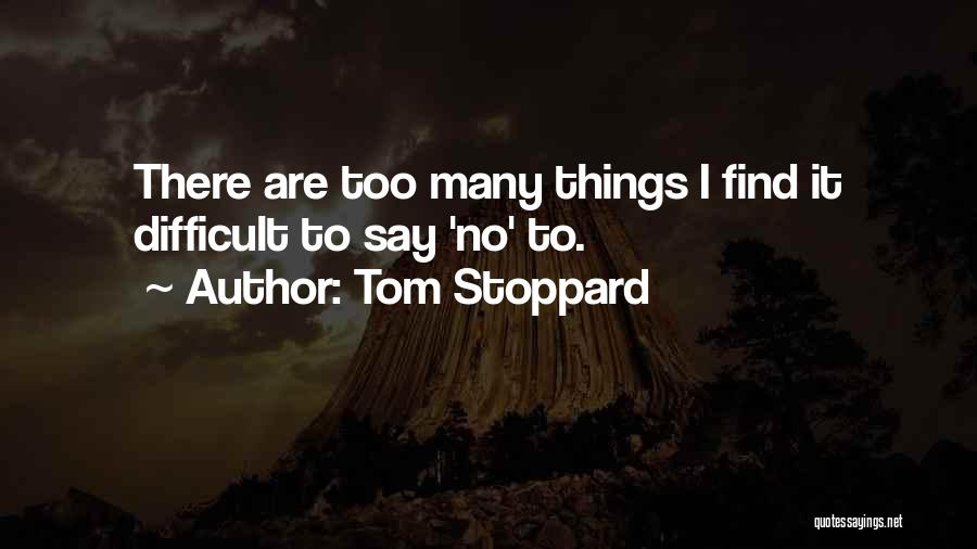 Tom Stoppard Quotes 253045
