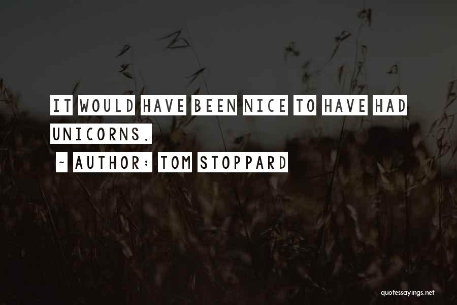 Tom Stoppard Quotes 498997