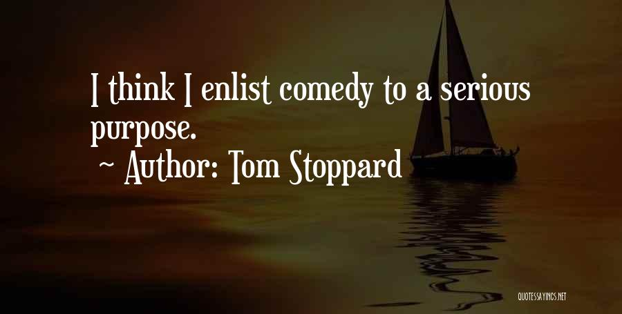 Tom Stoppard Quotes 531841