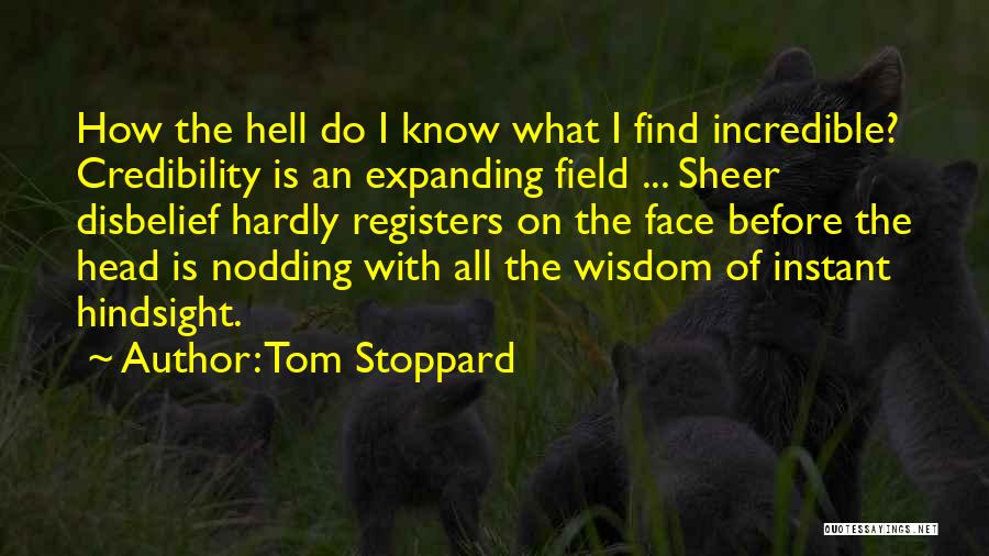 Tom Stoppard Quotes 638938