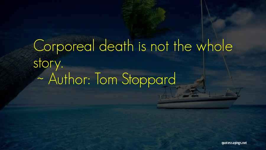 Tom Stoppard Quotes 928952