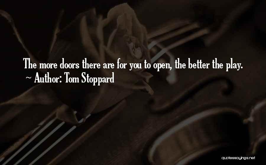 Tom Stoppard Quotes 991901
