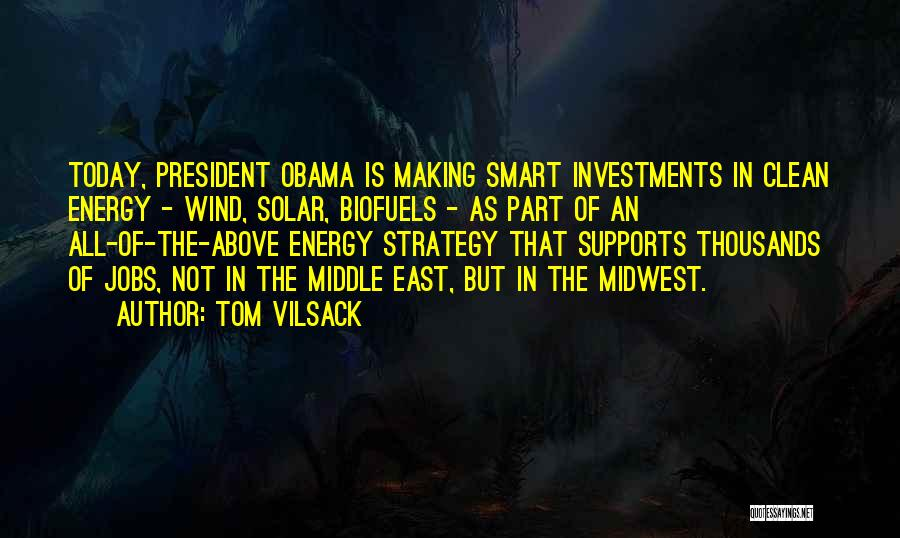 Tom Vilsack Quotes 1081401