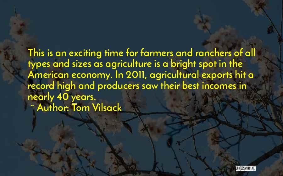 Tom Vilsack Quotes 1960557