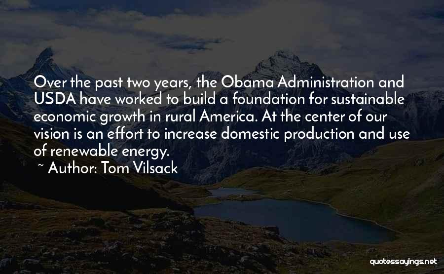 Tom Vilsack Quotes 1981260