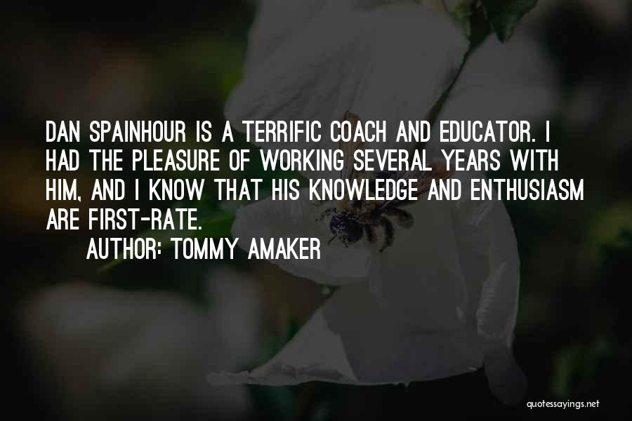 Tommy Amaker Quotes 1940052