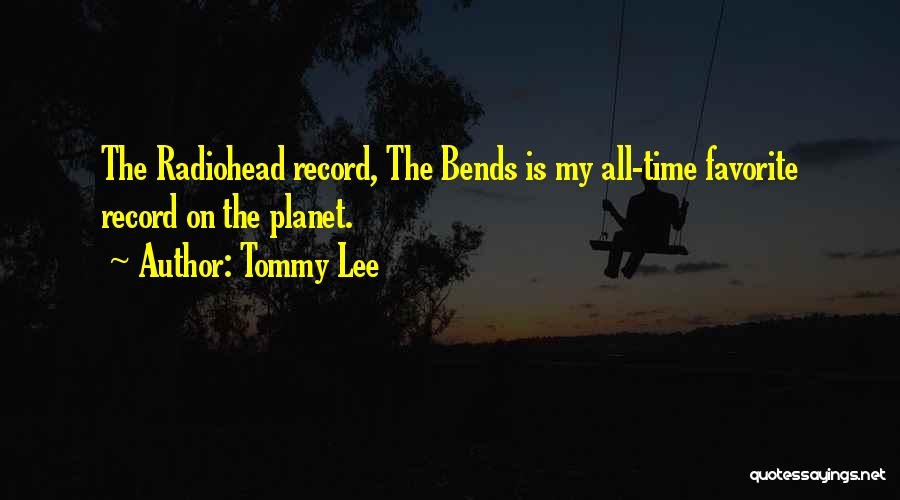 Tommy Lee Quotes 101978
