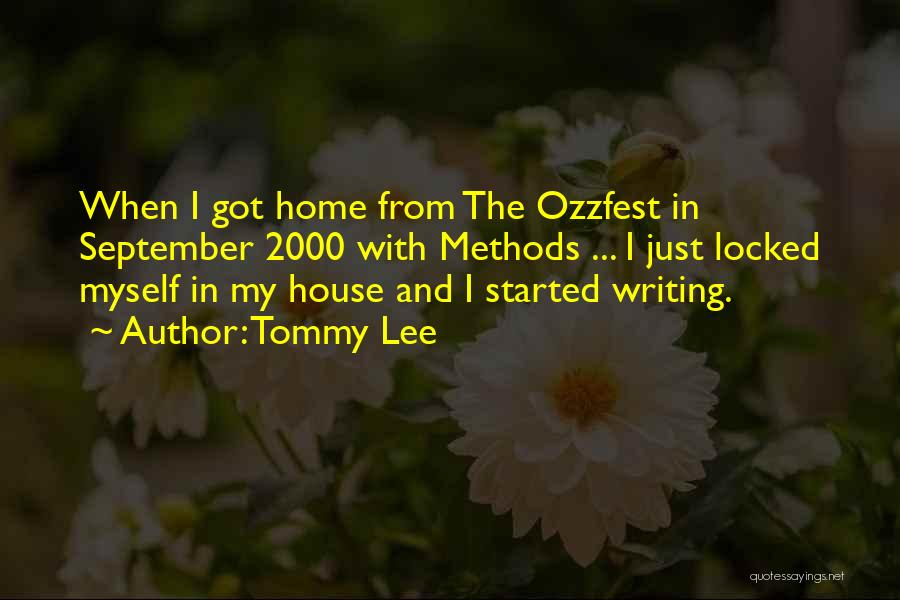 Tommy Lee Quotes 1528146
