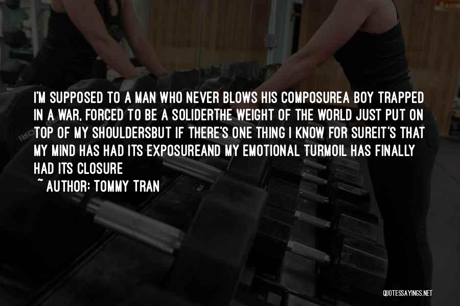 Tommy Tran Quotes 2186525
