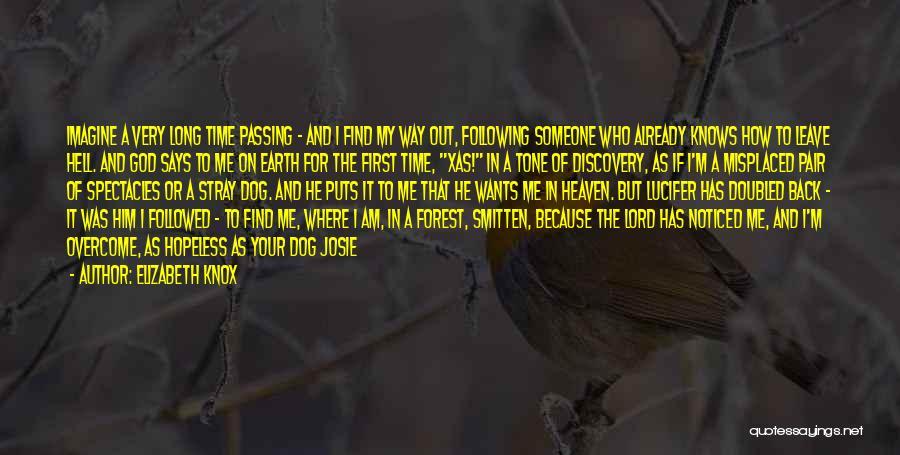Tone Quotes By Elizabeth Knox
