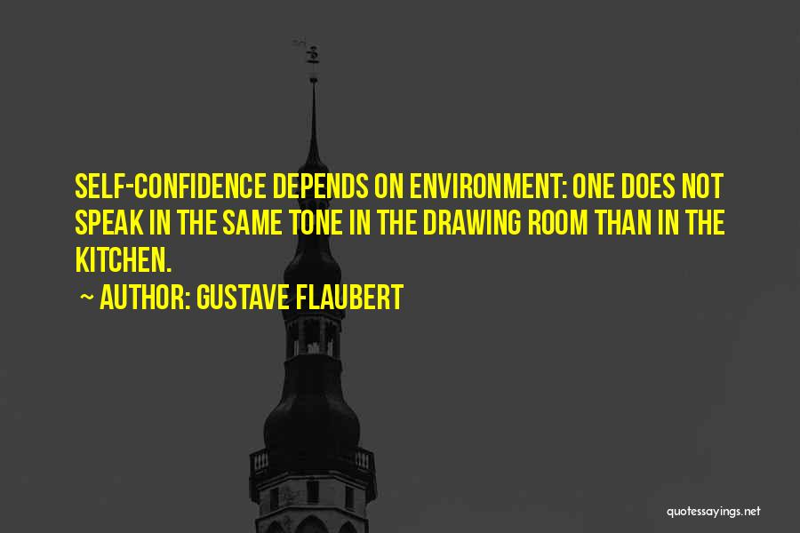 Tone Quotes By Gustave Flaubert
