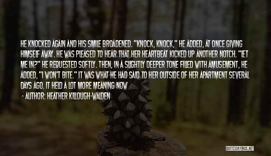 Tone Quotes By Heather Killough-Walden