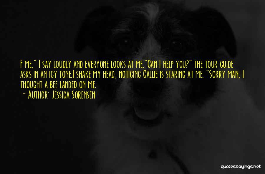 Tone Quotes By Jessica Sorensen