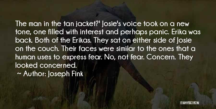 Tone Quotes By Joseph Fink