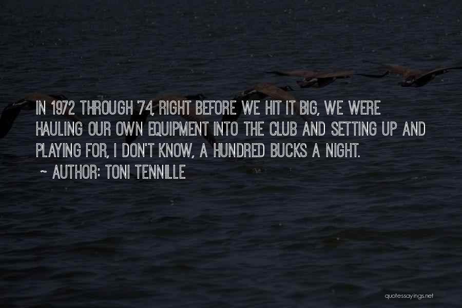 Toni Tennille Quotes 1423967