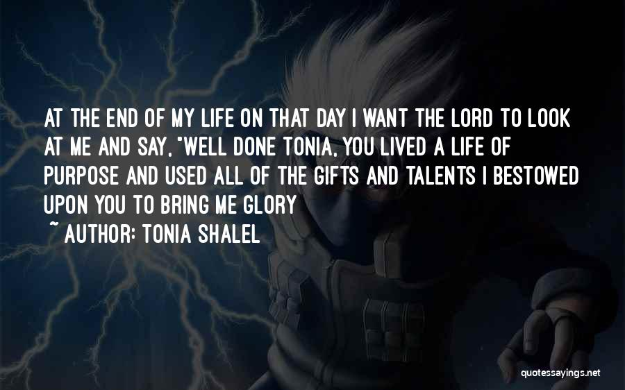 Tonia Shalel Quotes 2155227