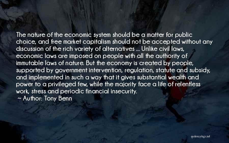 Tony Benn Quotes 1855984