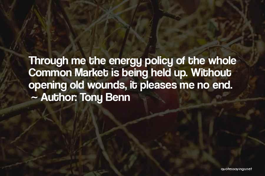 Tony Benn Quotes 356758