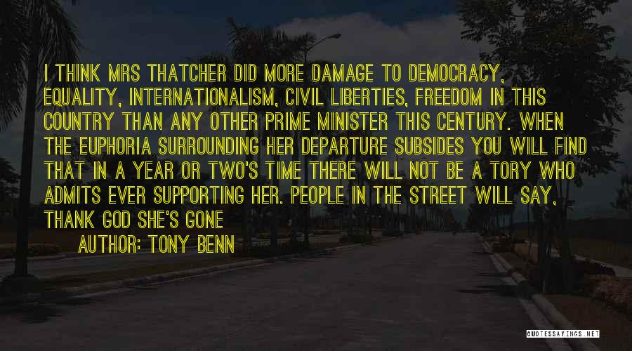 Tony Benn Quotes 390399