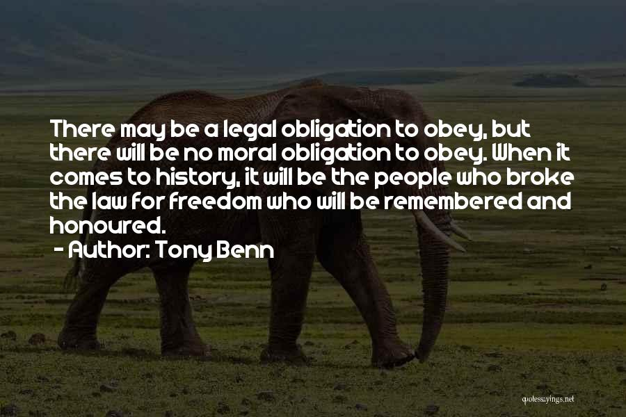 Tony Benn Quotes 440166