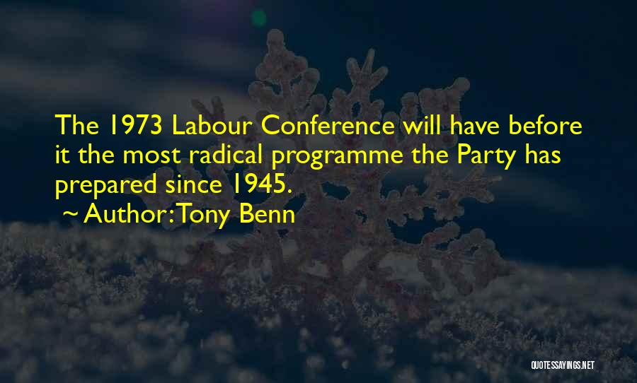 Tony Benn Quotes 626145