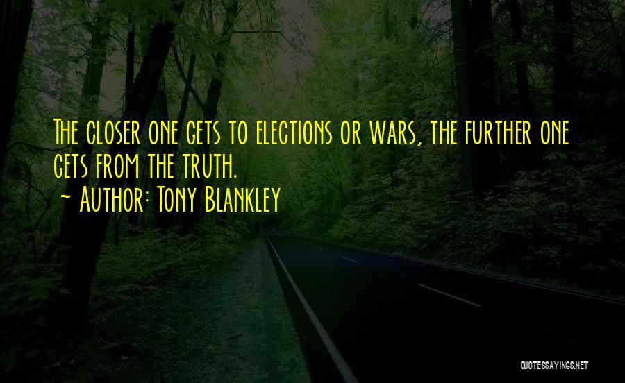 Tony Blankley Quotes 1711676