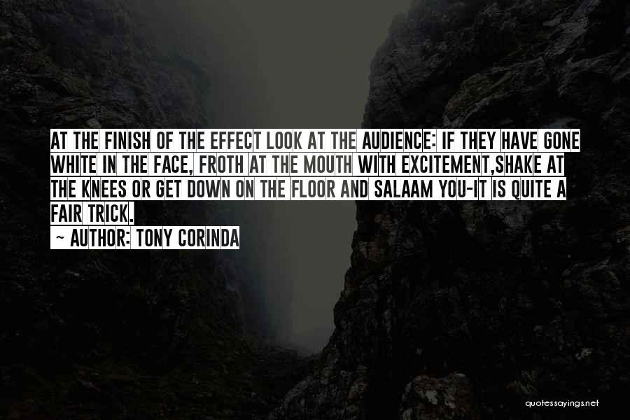 Tony Corinda Quotes 1052268