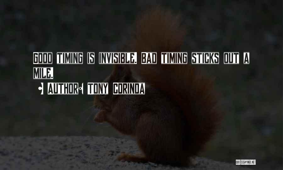 Tony Corinda Quotes 2153896