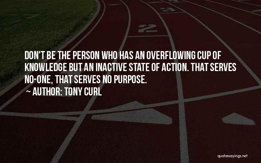 Tony Curl Quotes 474033