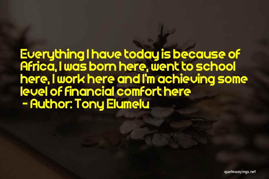 Tony Elumelu Quotes 1770498
