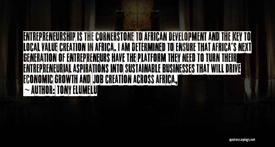 Tony Elumelu Quotes 2074263