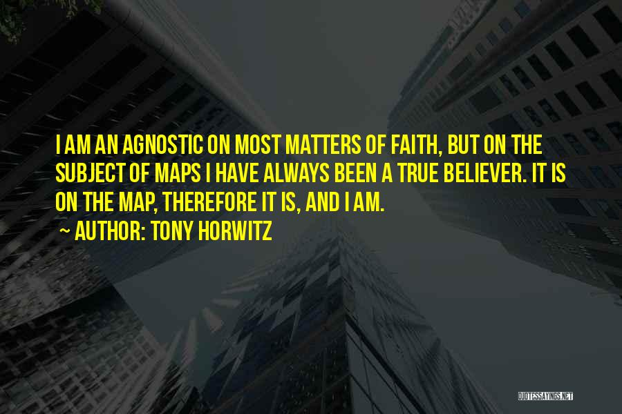 Tony Horwitz Quotes 1942961