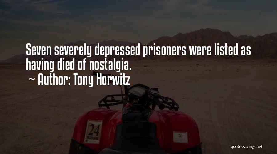 Tony Horwitz Quotes 891918