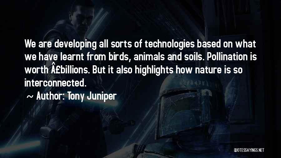 Tony Juniper Quotes 1024562