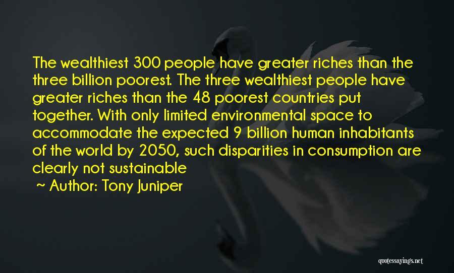 Tony Juniper Quotes 1139657