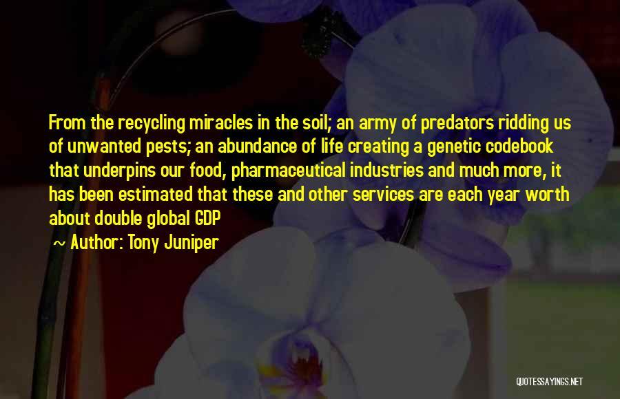 Tony Juniper Quotes 1366121