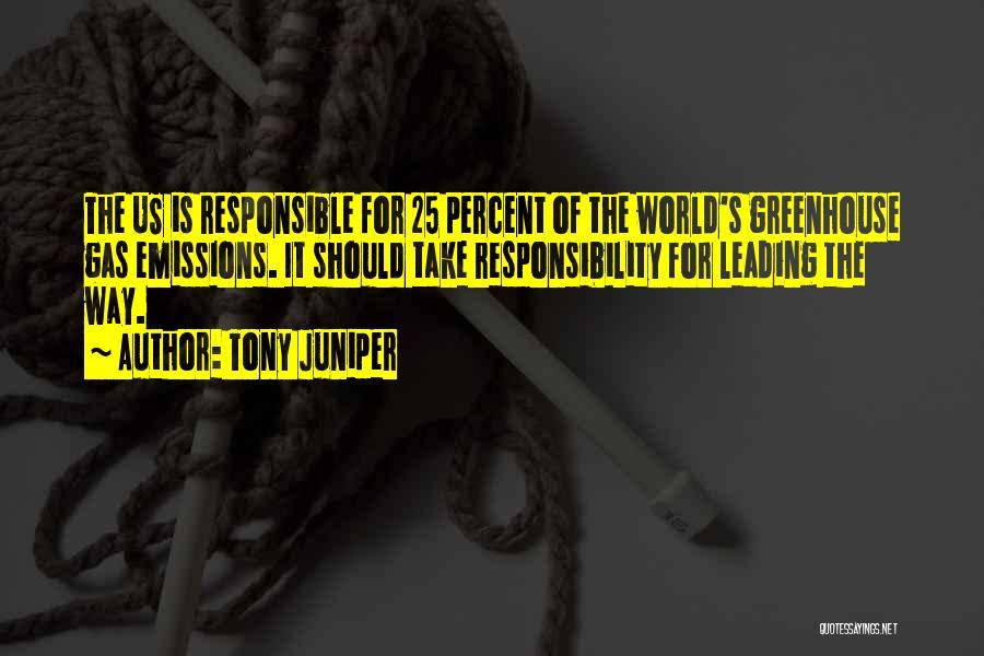 Tony Juniper Quotes 573965