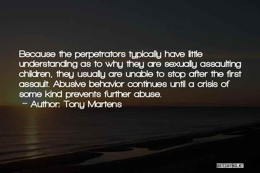 Tony Martens Quotes 1003306