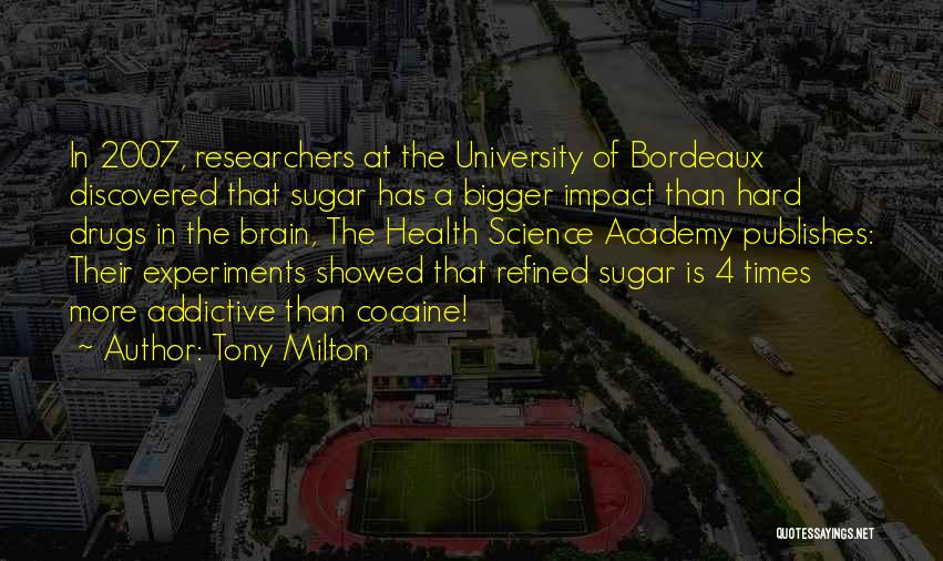 Tony Milton Quotes 141143