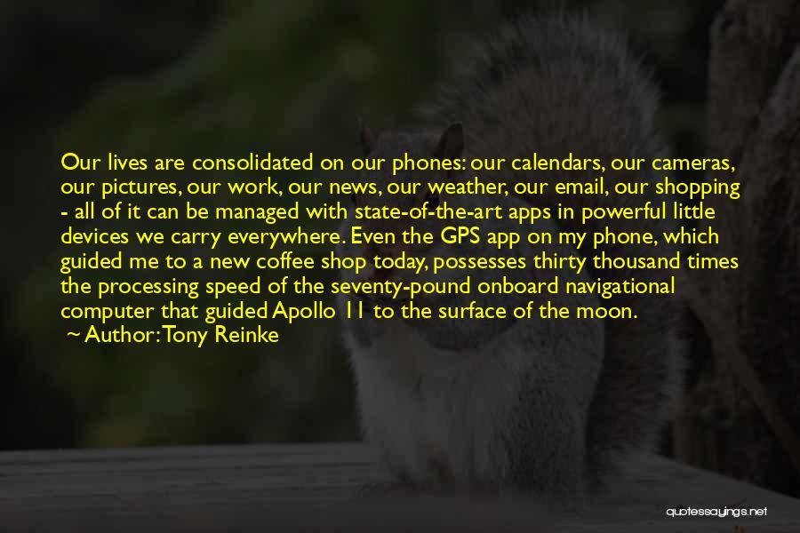 Tony Reinke Quotes 1426794