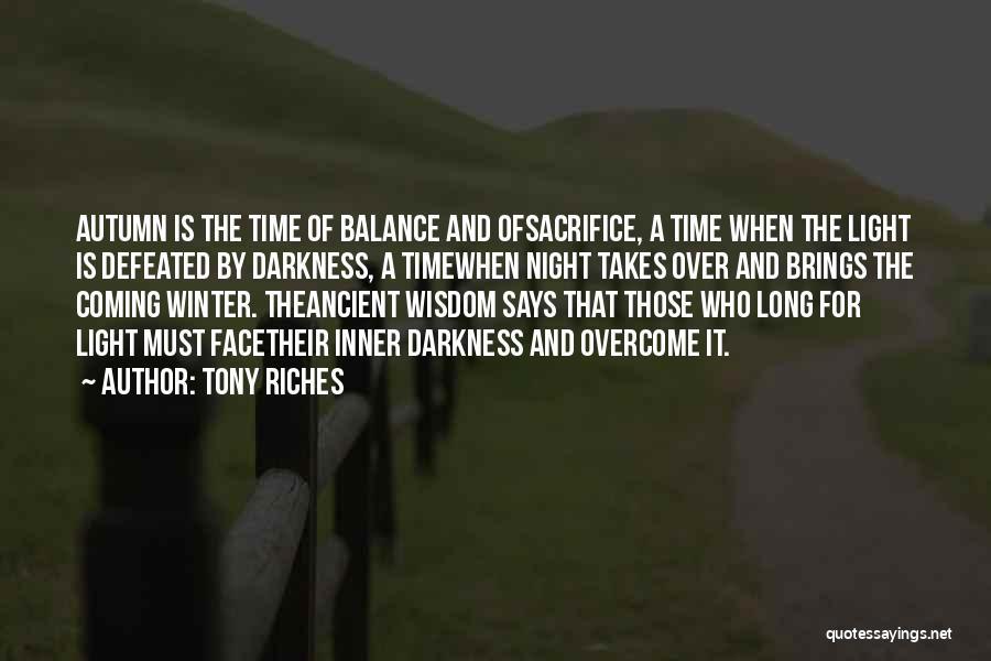 Tony Riches Quotes 840130